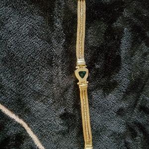 .925 Sarda Sterling Silver Bracelet
